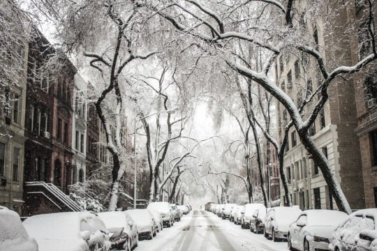 What are Property Owners in Charge of in Inclement Winter Weather?