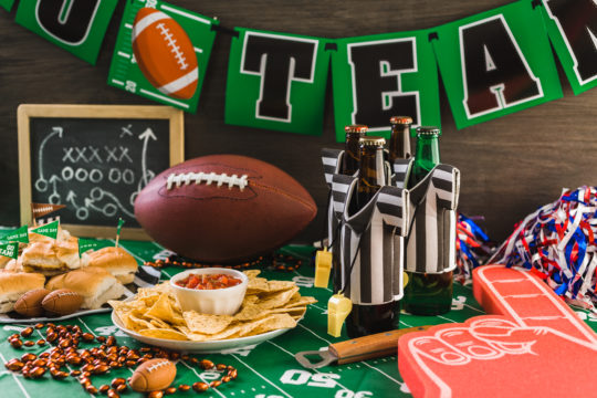 A Super Bowl Party Game Changer – Know the Risks