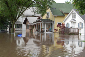 high risk flood zones