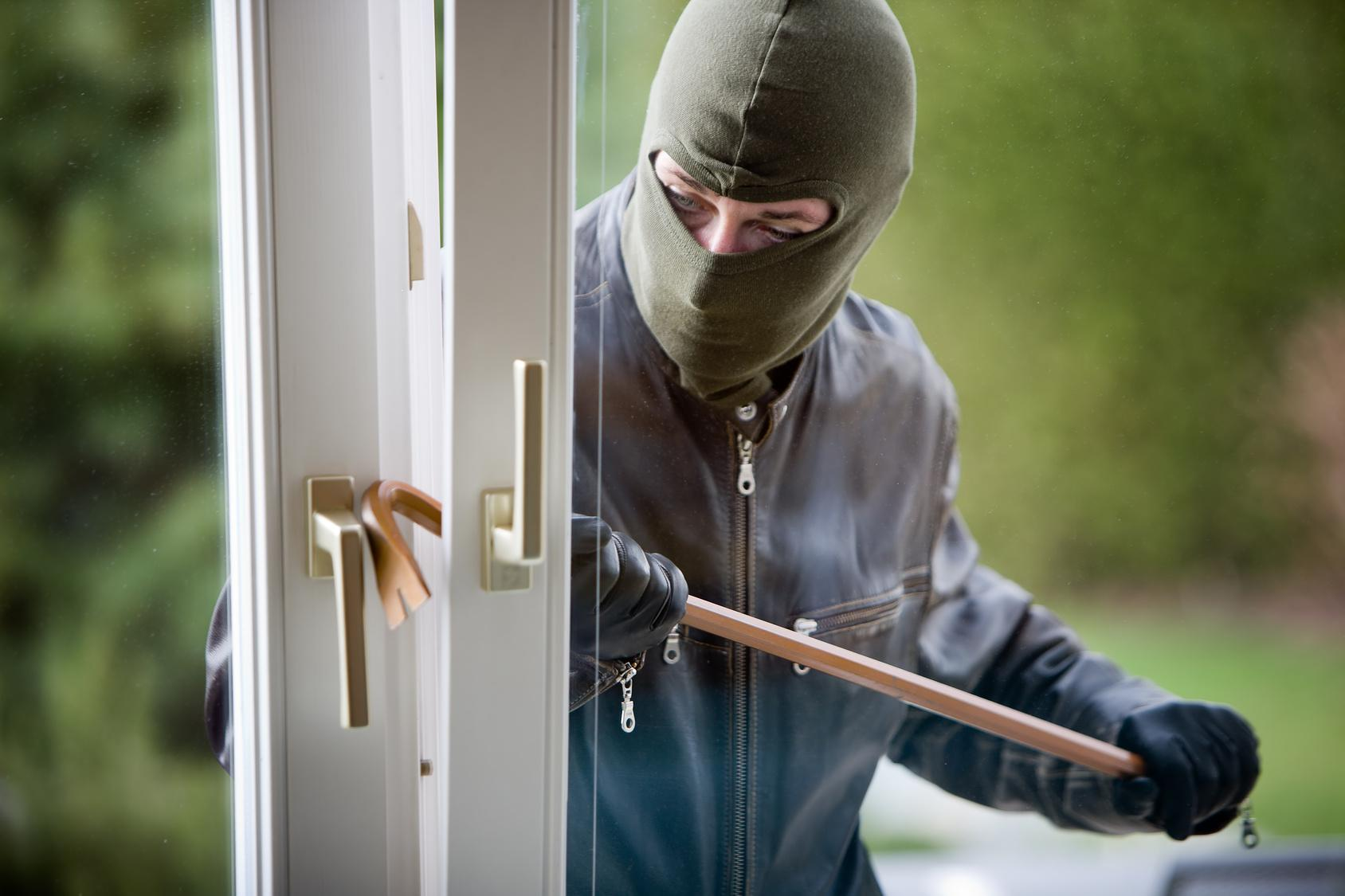 Burglar Proof Your House