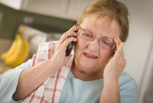 Don't be the next victim of fraud, a telephone or internet scam!