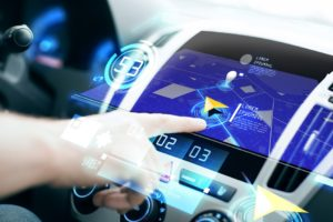 Smart Car Dashboard Screens Offer No Safety Benefits