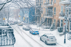 Winter weather freeze checklist for condos and co-ops